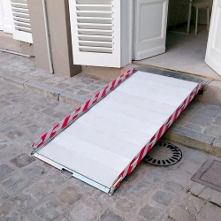 Rampe URBAccède® 1500